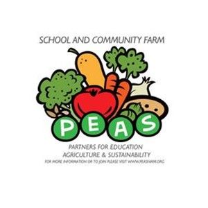 PEAS logo square