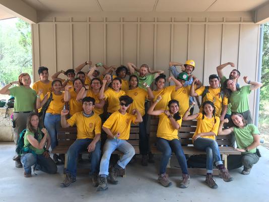 El Ranchito Conservation Corps 2018