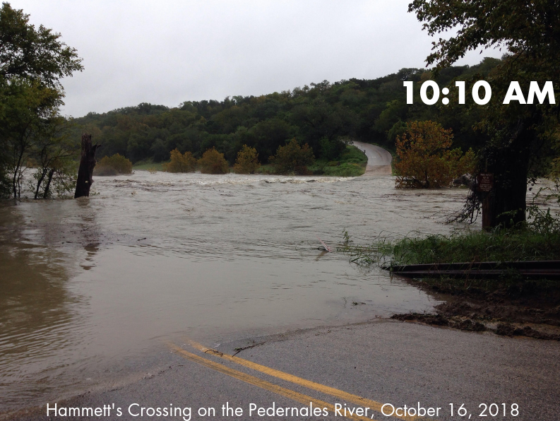 Hammett's Crossing on the Pedernales River 10_10 AM, October 16, 2018.png