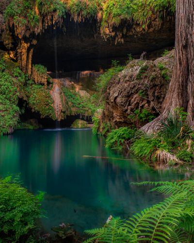 Westcave Grotto - Matthew Guthrie