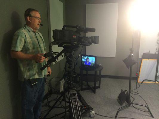 studio annex live shot