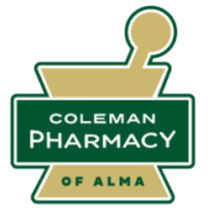 Coleman Pharmacy Of Alma - Logo - small.png