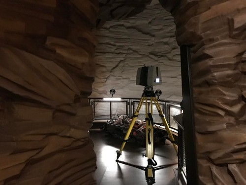 3D Scanning Helps Create a Virtual Reality Sinkhole Experience