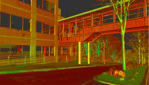 Laser Scanning Makes Short Work Of Vast Campus Site