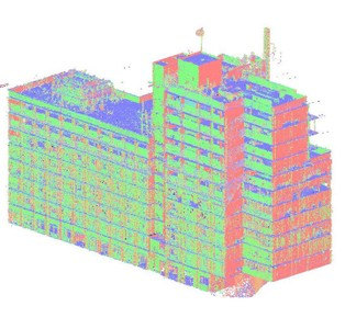 TruePoint Provides 2D Drawings for Concrete Contractor