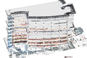 Colorized Point Cloud of Facade & Design Model.jpg