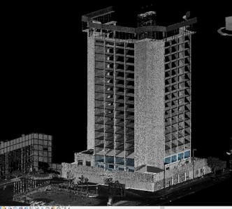 3D Laser Scanning Aids in Hotel Renovation