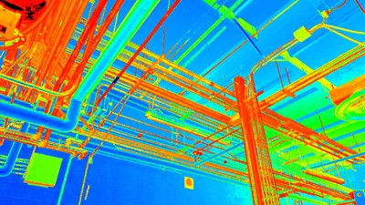 As-Built Las Vegas Process Facility