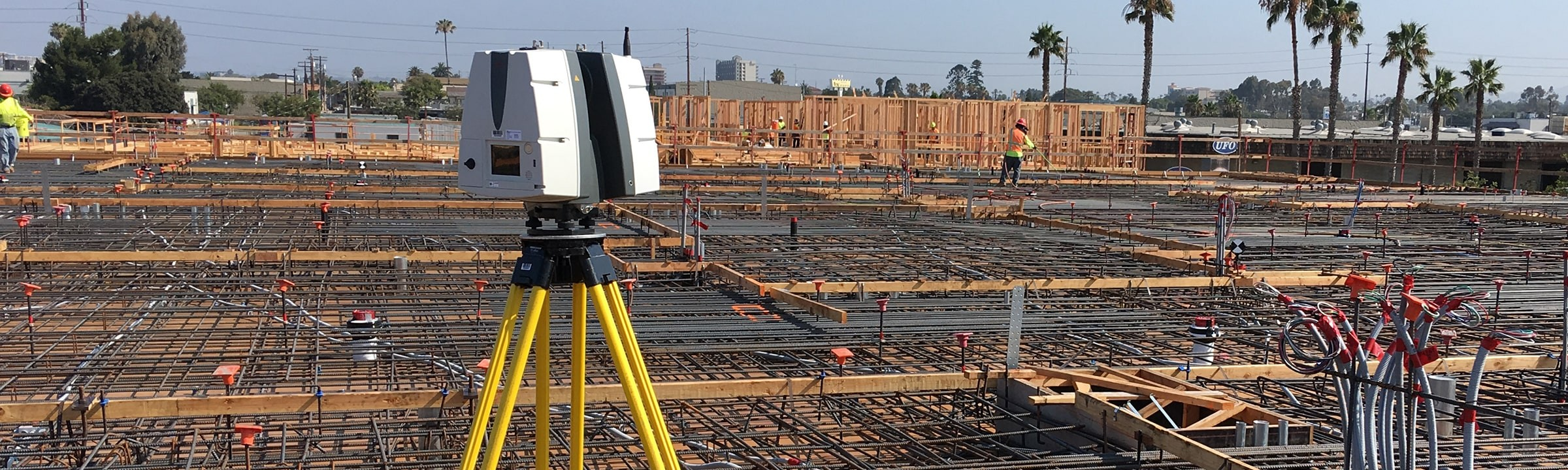 3d laser scanning existing conditions