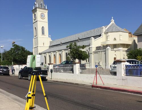 3D Laser Scanning for Historical Documentation