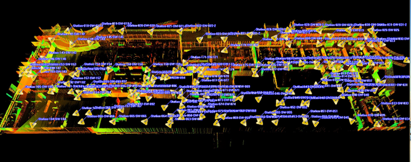 Lifetime fitness level 2 side B key plan sm.png