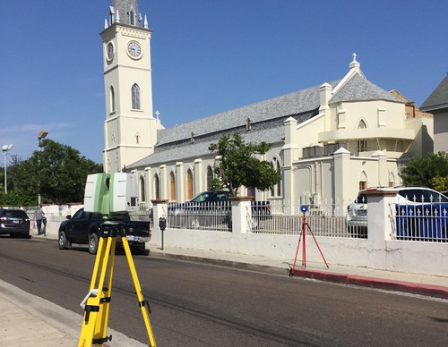 3D Laser Scanning for Historical Documentation