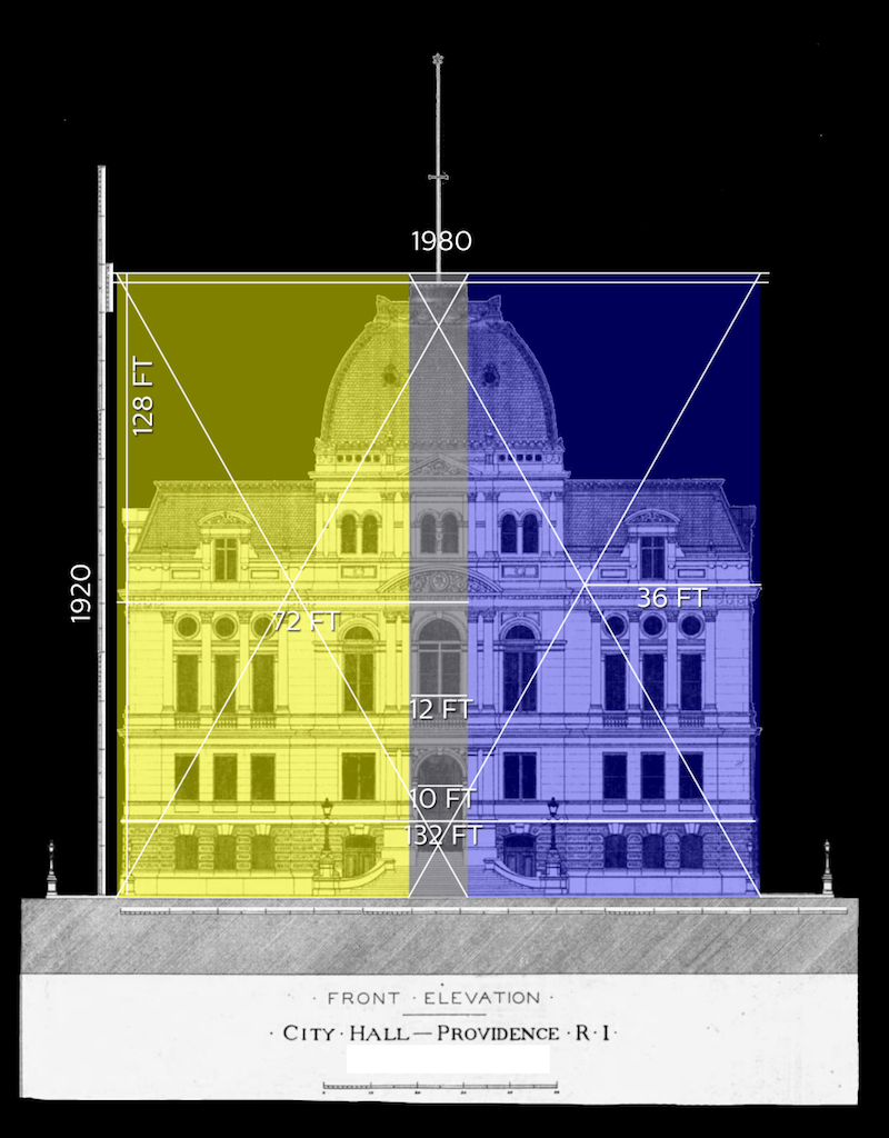 Front elevation drawing of Providence City Hall..png