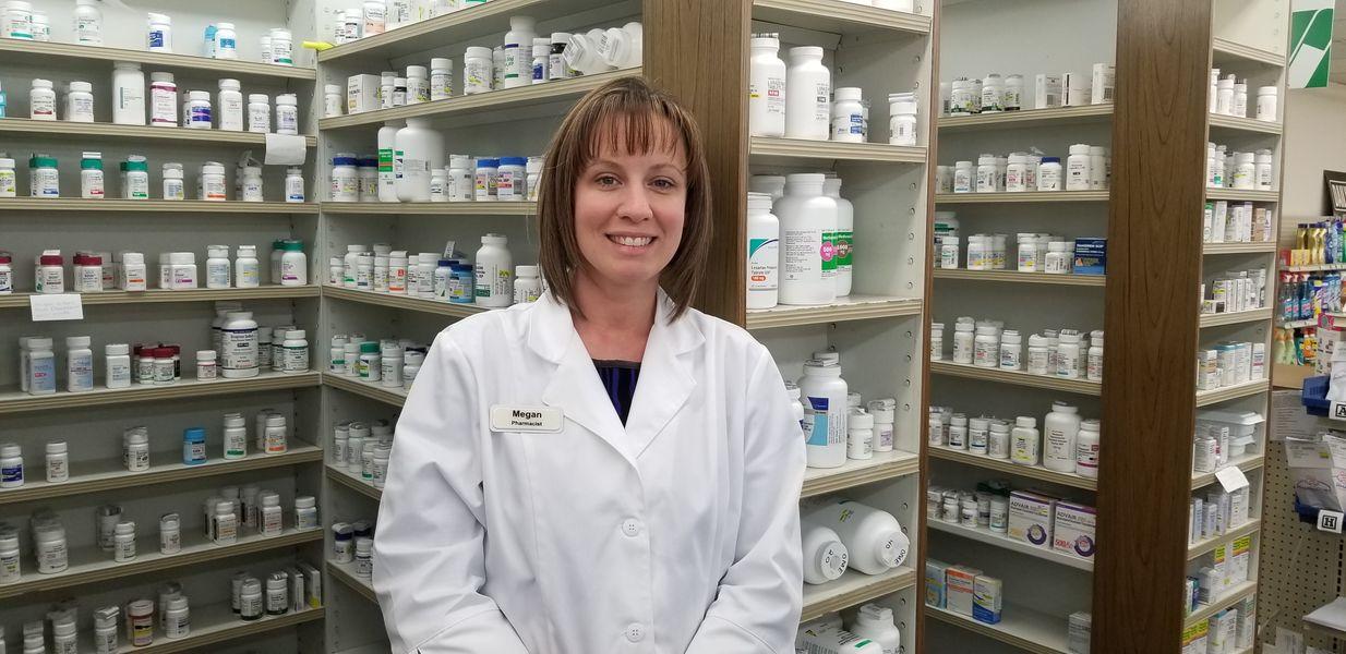 Megan Bertolino, PharmD ,  Pharmacist in Charge