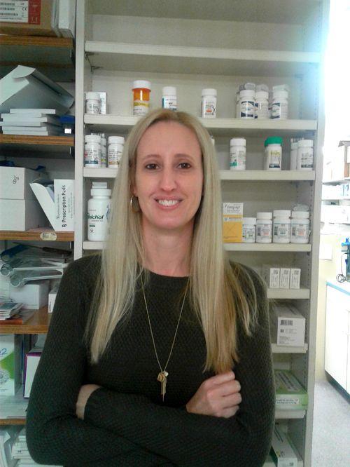 Andrea Hille, PharmD, Pharmacist in Charge