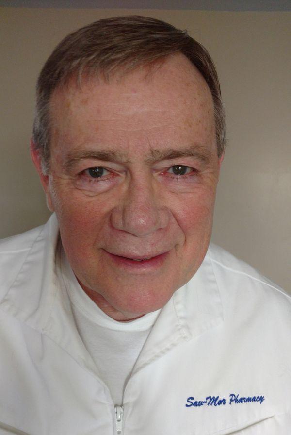 Darryl Rauscher, R.Ph.