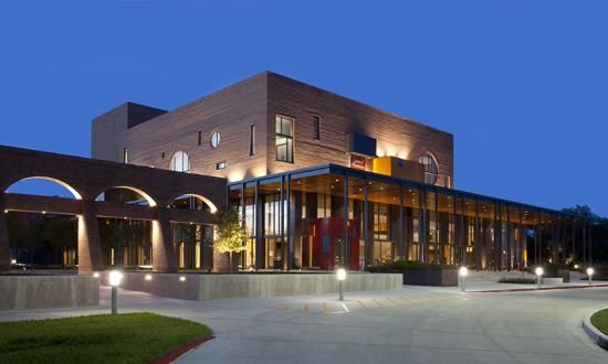 The University of Texas Rio Grande Performing Arts Complex