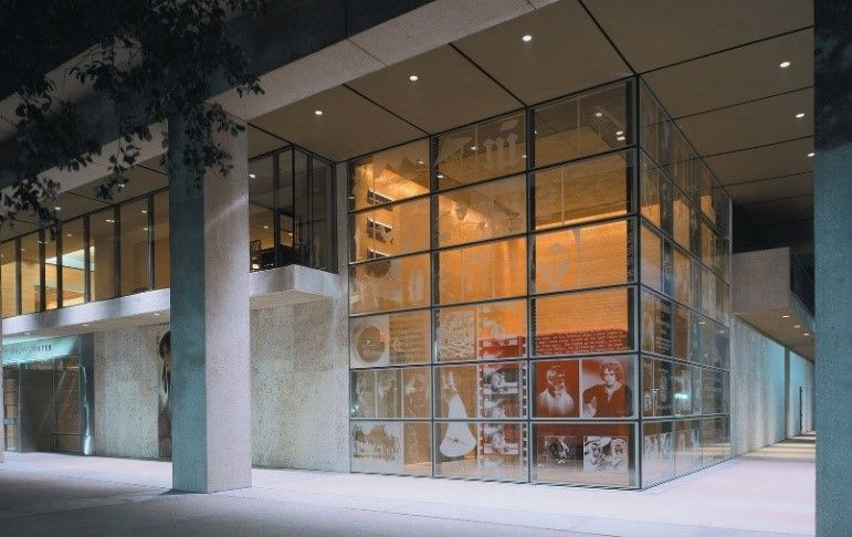 The University of Texas at Austin Harry Ransom Center Renovation