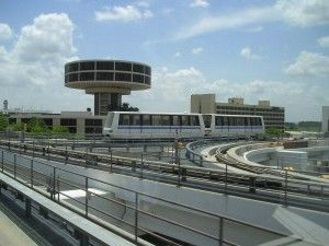 Houston-Airport Master Planning East Terminal Concept