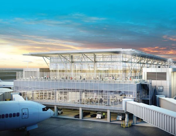 Austin–Bergstrom International Airport (ABIA) Apron Terminal Expansion Project