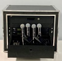 Shure ULXD Mics at TSV Sound & Vision