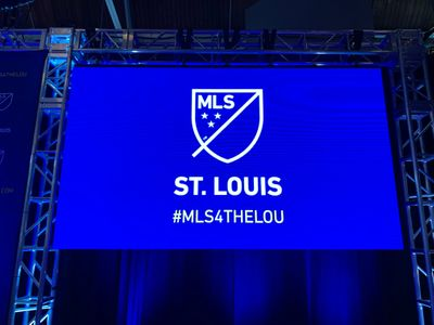 MLS Press Conference LED Wall