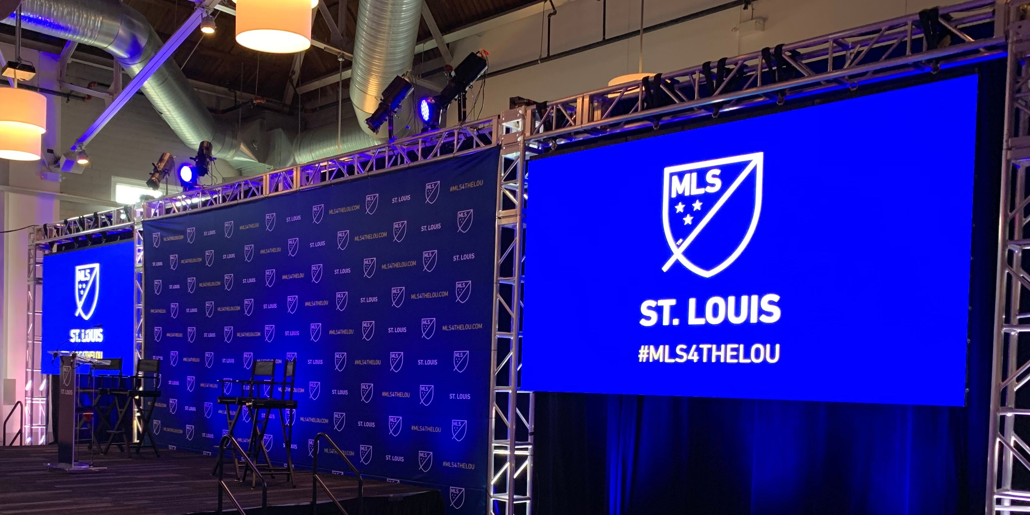 MLS St. Louis Main Stage
