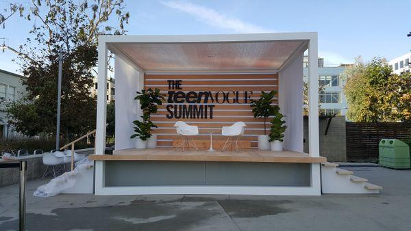 Teen Vogue Summit Main Stage