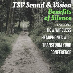 Benefits of a Silent Event Blog Cover