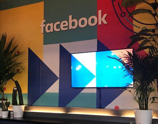 facebook hq bar