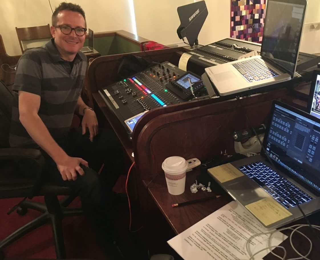 An image of Michael Greig, Technical Director at TSV Sound & Vision Los Angeles