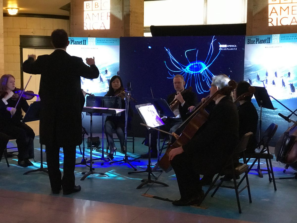 Blue Planet 2 Orchestra