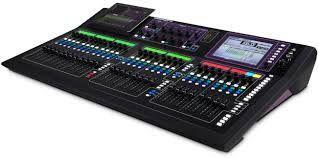 . Allen & Heath GLD-112 48 ch. digital mixer