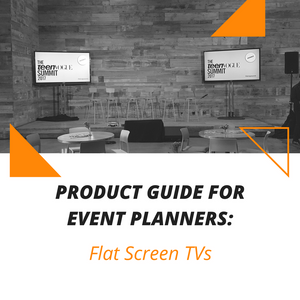 PRODUCT GUIDE FOR EVENT PLANNERS