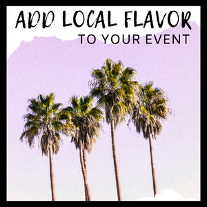 Blog cover for Add Local Flavor to Your Event