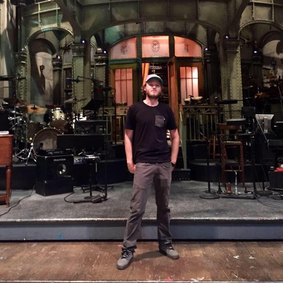 Ryan Fitzgerald Video Engineer TSV
