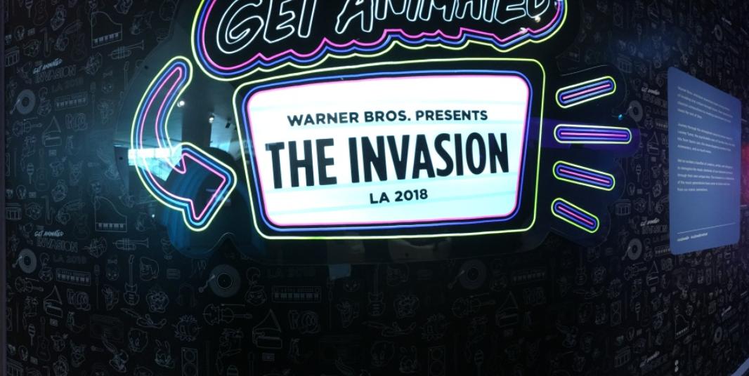 Get Animated Invasion