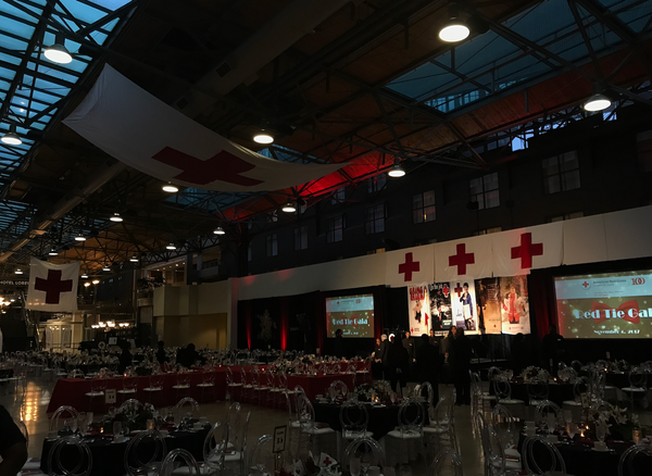 American Red Cross Event Design