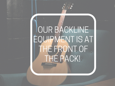 Our Backline Is At The Front of The Pack Blog Cover