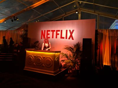 Netflix vip after party