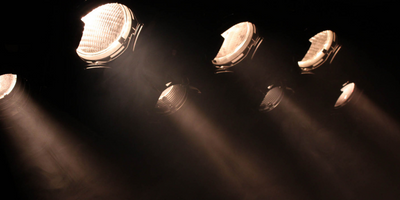 An image of conventional lights