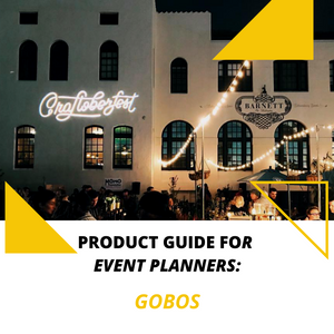 Product Guide for Event Planners: Gobos