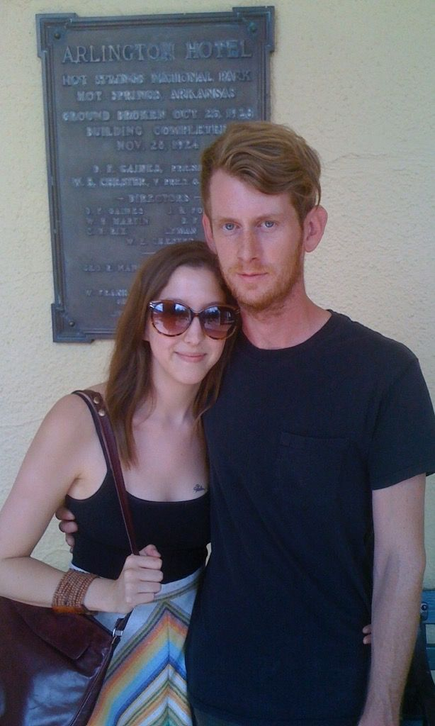 Andrew and Jessica Carter