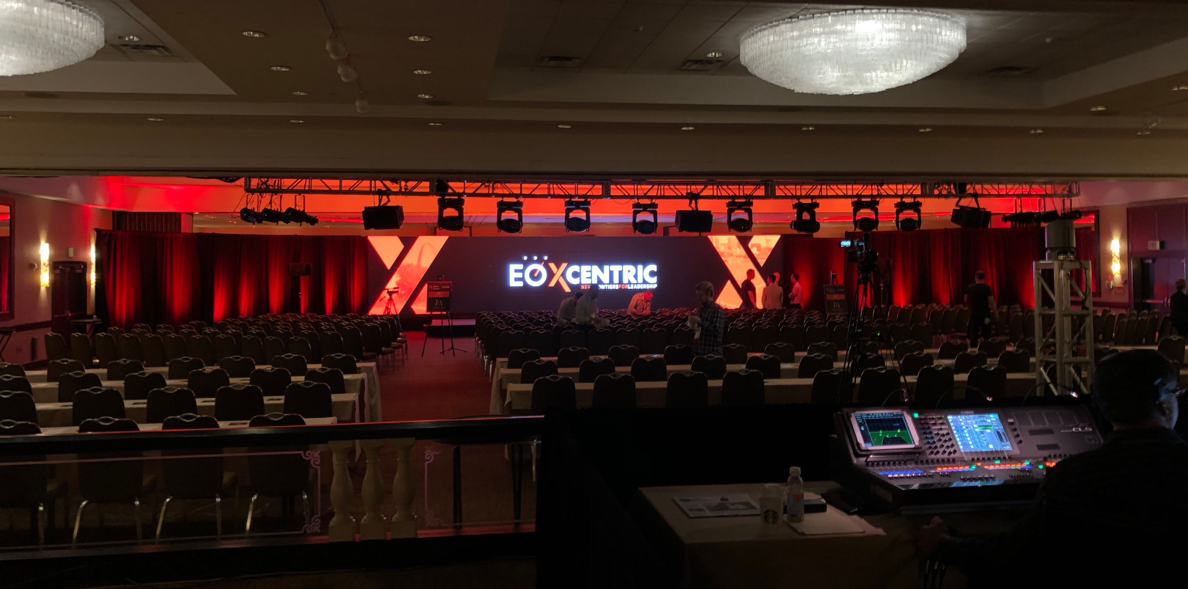 EO XCentric Event Design