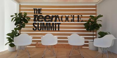 The Teen Vogue Summit Stage Design