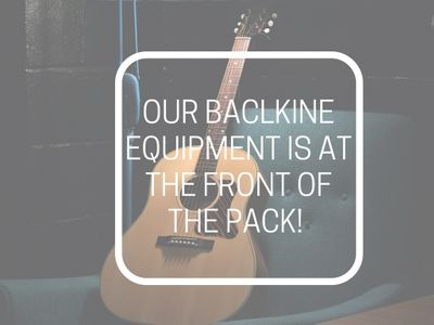 Our Backline is at the Front of the Pack!