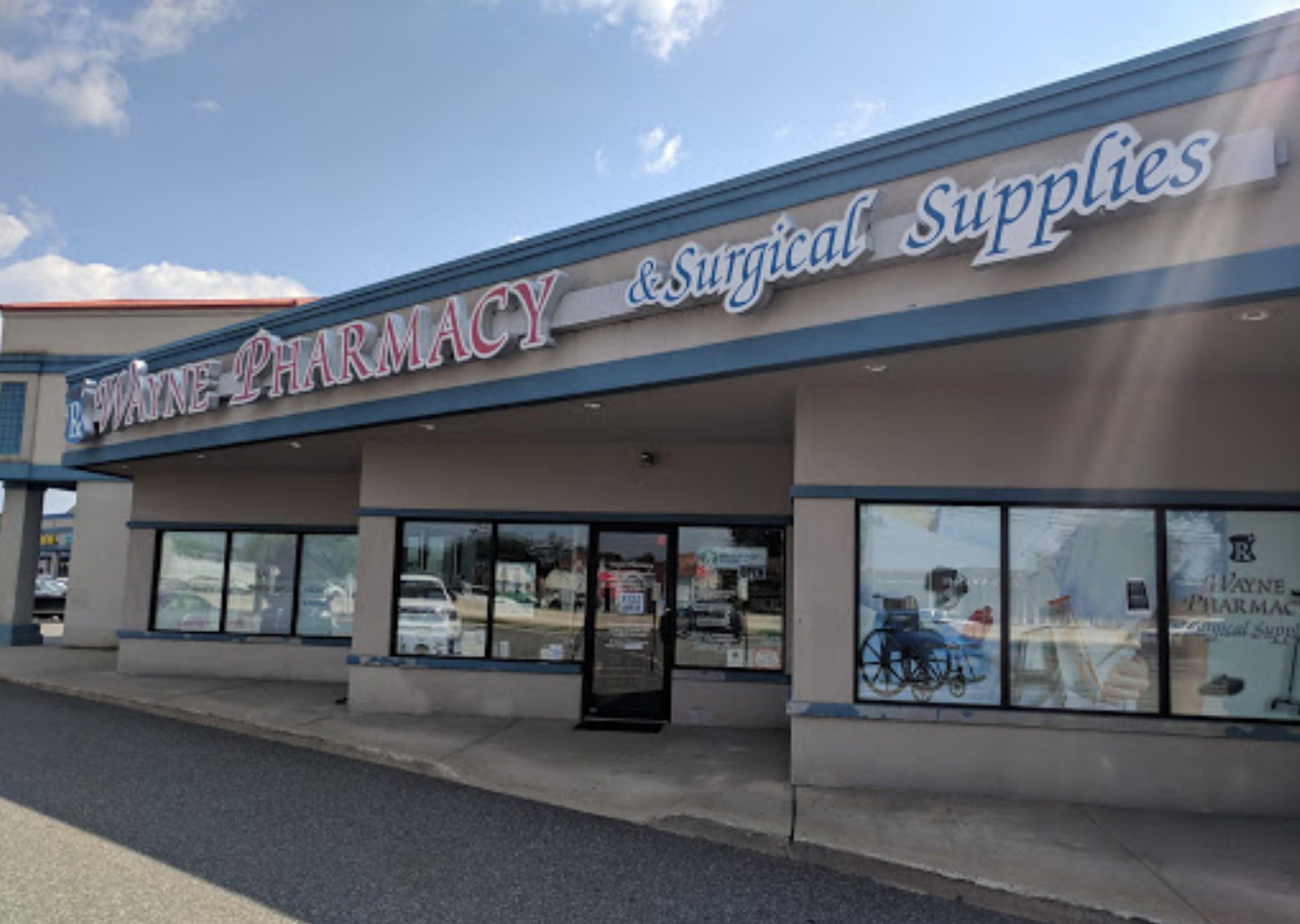 Wayne Pharmacy & Surgical Supplies
