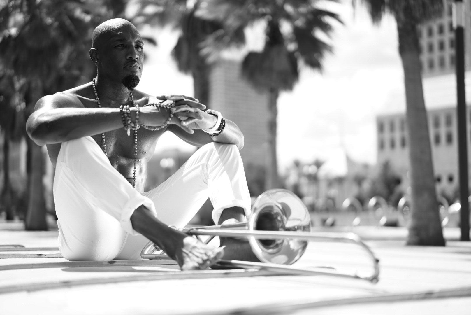 "Wayne ""Mister Trombone"" Perry"