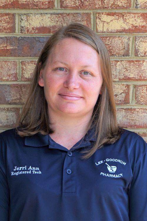 Jerri Ann Dudley, Pharmacy Technician.jpg