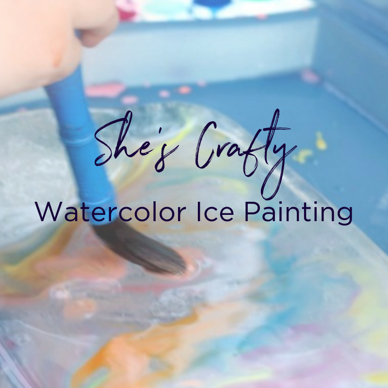 She's Crafty - watercolor ice painting.png